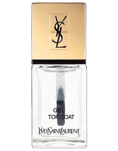Yves Saint Laurent Laque Couture Gel Top Coat-CLEAR-10 ml