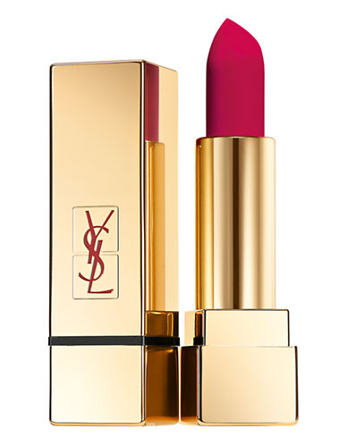 Yves Saint Laurent Rouge Pur Couture the Mats Fall 2014-208 FUSHSIA FETICHE-One Size