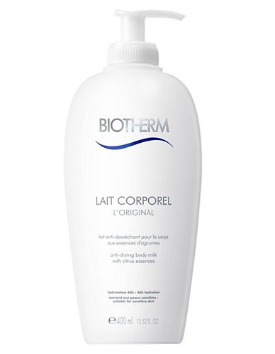 Biotherm Lait Corporel Body Milk - Value Size-NO COLOUR-400 ml