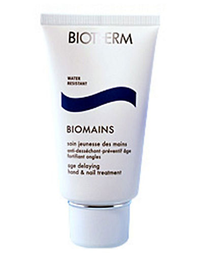 Biotherm Biomains Hand Treatment-NO COLOUR-100 ml