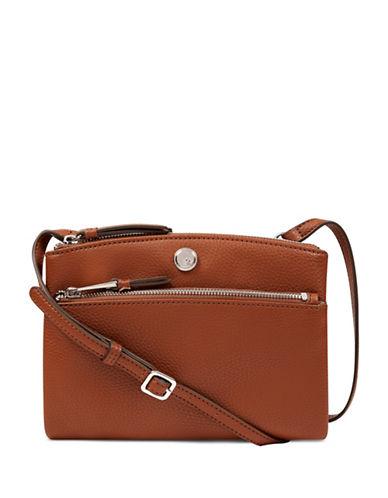 Nine West Tenley Crossbody Bag-BROWN-One Size