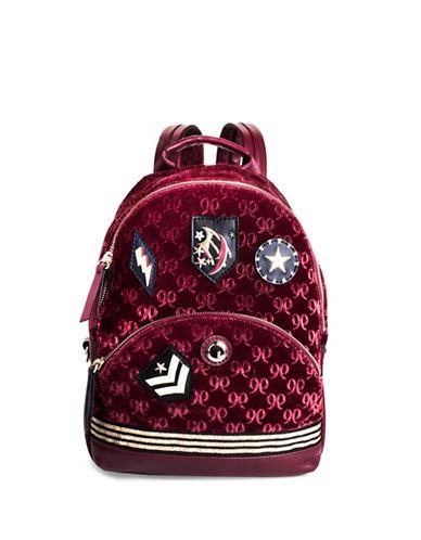 Nine West Taren Backpack-OXBLOOD-One Size