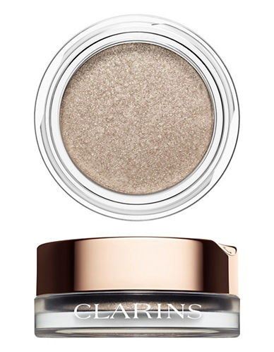 Clarins Cream-to-Powder Iridescent Eyeshadow-IVORY-One Size