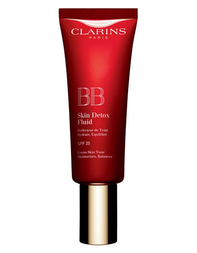 Clarins BB Skin Detox Fluid-DARK-One Size