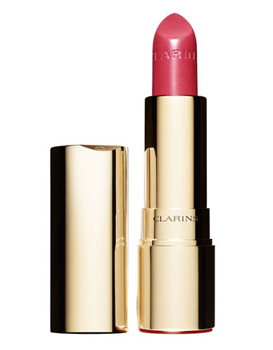 Clarins Joli Rouge Perfect Shine Sheer Lipstick-POPPY PINK-One Size