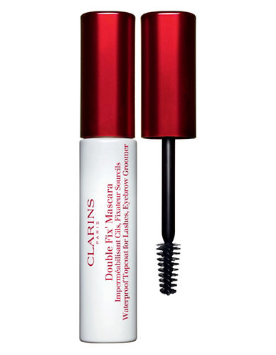 Clarins Double Fix Mascara-BLACK-One Size