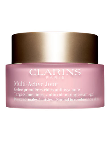 Clarins Multi-Active Day Cream-Gel-NO COLOUR-One Size