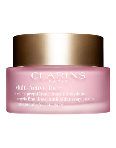 Clarins Multi-Active Day Cream for All Skin Types-NO COLOUR-One Size