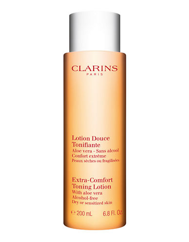Clarins Extra Comfort Toning Lotion Alcohol Free For Dry Or Sensitized Skin-NO COLOUR-200 ml