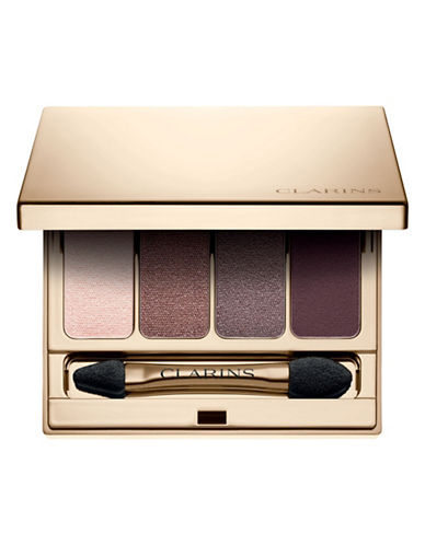Clarins Four-Colour Eye Palette-ROSEWOOD-One Size