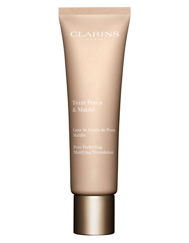 Clarins Teint Pores & Matite Pore Perfecting Matifying Foundation-01-One Size