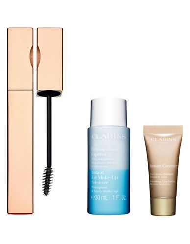 Clarins Be Long Mascara Three-Piece Value Set-NO COLOUR-One Size