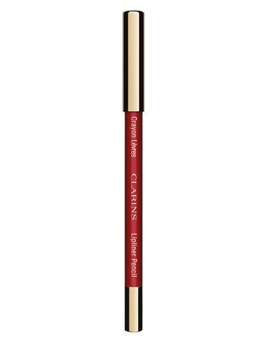 Clarins Lipliner Pencil-RED-One Size