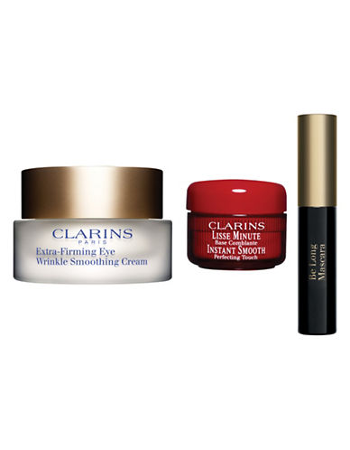 Clarins Extra-Firming Eye Care Three-Piece Set-NO COLOR-One Size