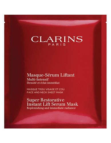 Clarins Super Restorative Serum Mask-NO COLOR-One Size
