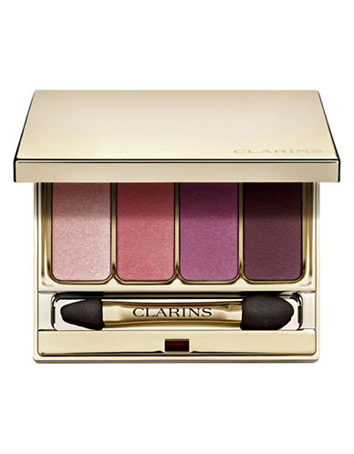 Clarins Eye Quartet Palette-PINK-One Size