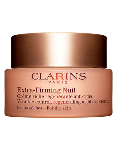 Clarins Extra-Firming Night Cream for Dry Skin-NO COLOR-50 ml