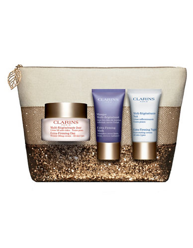 Clarins Extra Firming Four-Piece Set-NO COLOR-One Size