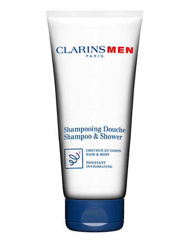 Clarins Men Shampoo & Shower-NO COLOUR-200 ml