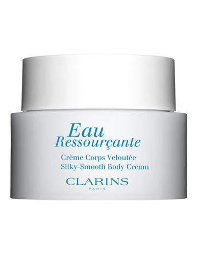 Clarins Eau Ressourcante Silky Smooth Body Cream-NO COLOUR-200 ml