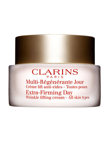 Clarins Extra-Firming Day Wrinkle Lifting Cream  All Skin Types-NO COLOUR-50 ml
