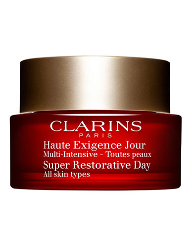 Clarins Super Restorative Day Cream All Skin Types-NO COLOUR-One Size