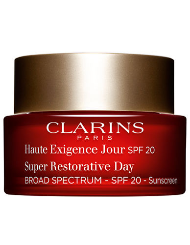 Clarins Super Restorative Day Cream SPF 20 All Skin Types-NO COLOUR-50 ml