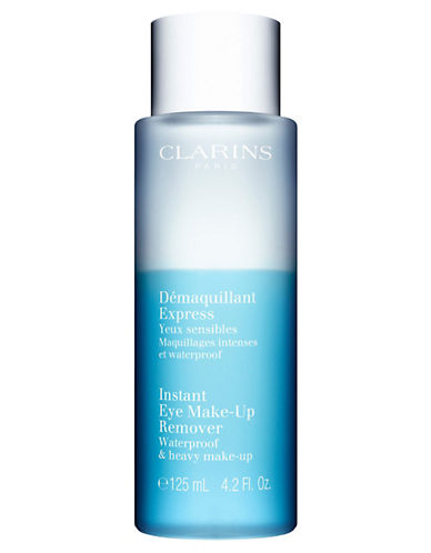 Clarins Instant Eye Make-up Remover-NO COLOUR-125 ml