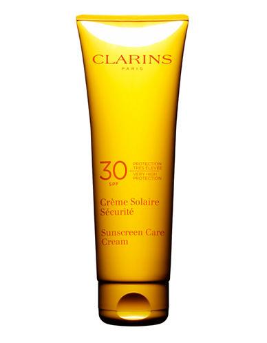 Clarins Sun Care Cream Very High Protection For Sun Sensitive Skin SPF 30-NO COLOUR-125 ml