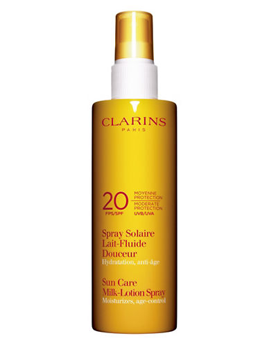 Clarins Sun Care Milk-Lotion Spray-NO COLOUR-150 ml