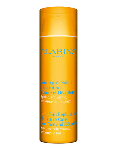 Clarins After Sun Replenishing Moisture  Care For Face And Décolleté-NO COLOUR-50 ml