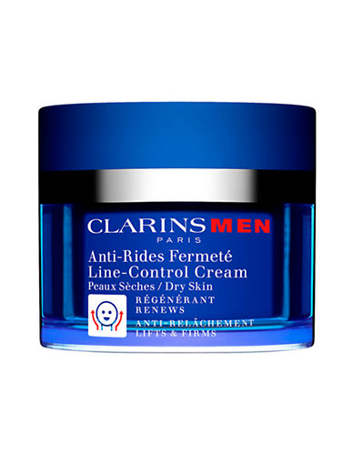 Clarins Men Linecontrol Cream For Dry Skin-NO COLOUR-One Siz