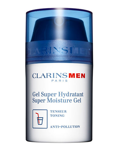 Clarins Men  Super Moisture Gel-NO COLOUR-50 ml