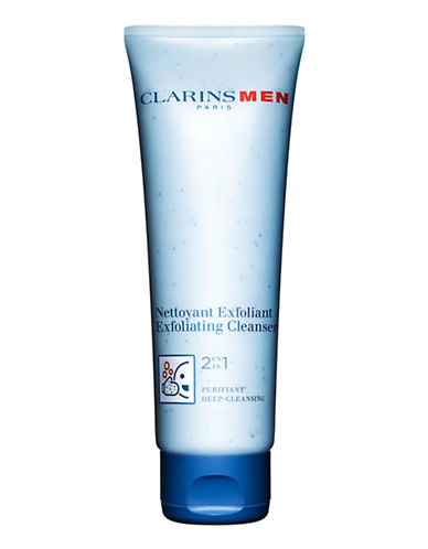 Clarins Men Exfoliating Cleanser-NO COLOUR-125 ml