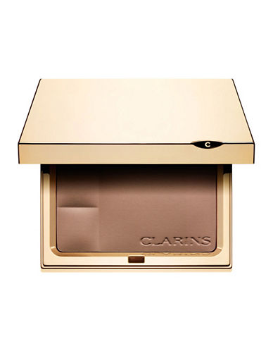 Clarins Ever Matte Compact Powder-00 TRANSPARENT OPAL-One Size