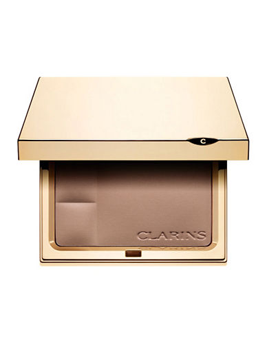 Clarins Ever Matte Compact Powder-03 TRANSPARENT DARK-One Size