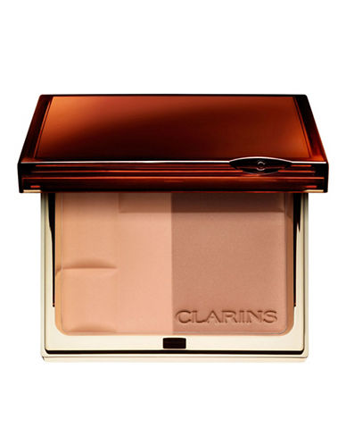 Clarins Bronzing Duo-LIGHT-One Size