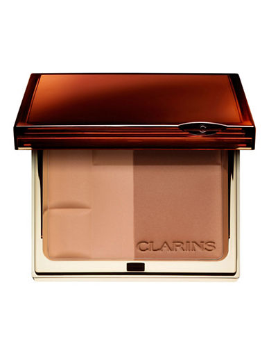 Clarins Bronzing Duo-MEDIUM-One Size