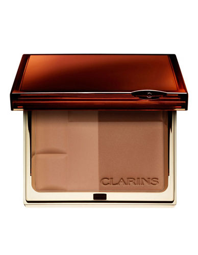 Clarins Bronzing Duo-DARK-One Size