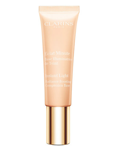 Clarins Instant Light Complexion Illuminating Base-CHAMPAGNE-30 ml