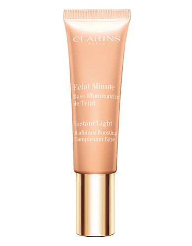 Clarins Instant Light Complexion Illuminating Base-PEACH-30 ml