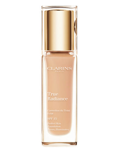 Clarins True Radiance Foundation with SPF 15-105 NUDE-One Size