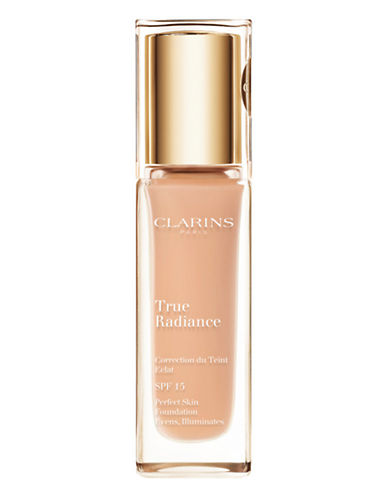 Clarins True Radiance Foundation with SPF 15-107 BEIGE-One Size