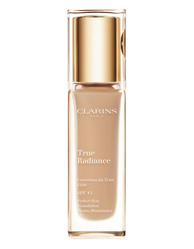 Clarins True Radiance Foundation with SPF 15-110 HONEY-One Size