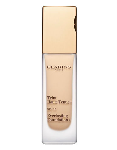 Clarins Everlasting Foundation plus SPF 15-IVORY-One Size