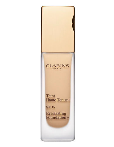 Clarins Everlasting Foundation plus SPF 15-NUDE-One Size