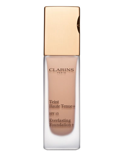 Clarins Everlasting Foundation plus SPF 15-AMBER-One Size