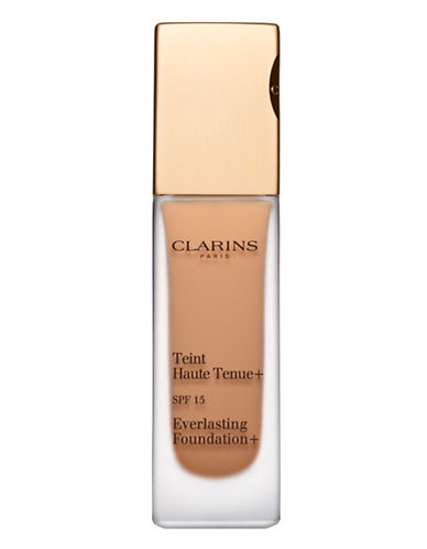 Clarins Everlasting Foundation plus SPF 15-CAPPUCCINO-One Size