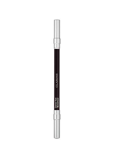 Clarins Waterproof Eye Pencil-BLACK-One Size
