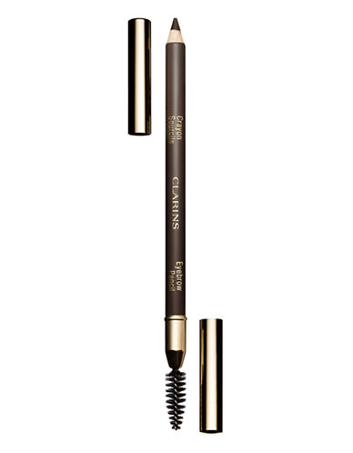 Clarins Eyebrow Pencil-LIGHT BROWN-One Size